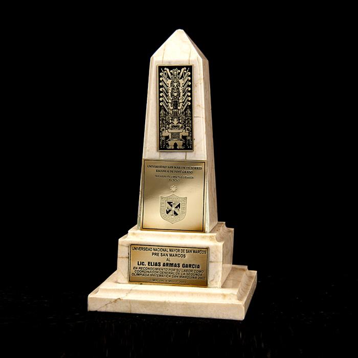 Trofeos de Mármol - Metalgrab